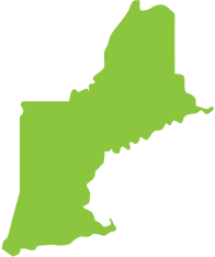 new england region-state