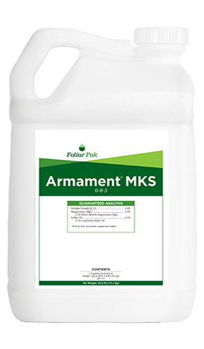foliar-pak armament mks product