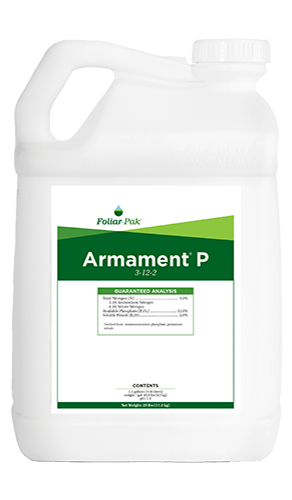 foliar-pak armament p product