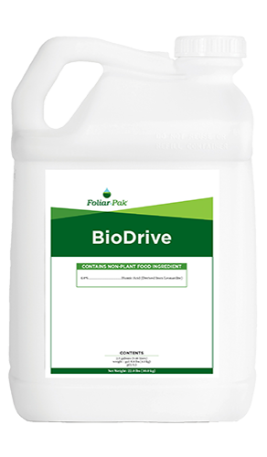 foliar-pak biodrive product