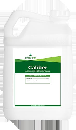foliar-pak caliber product