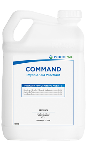 foliar-pak hydro-pak command product