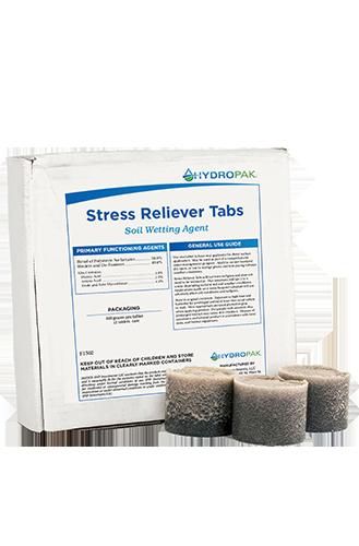 foliar-pak stress reliever tabs
