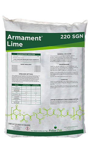 Foliar-Pak Armament Lime 220 SGN