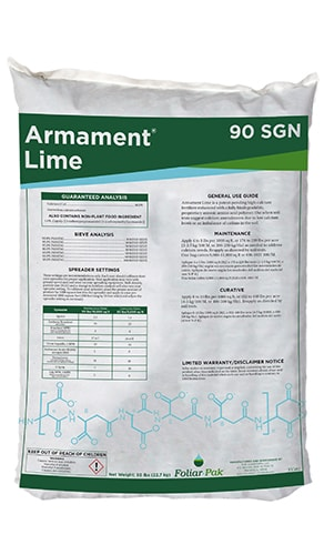 Foliar-Pak Armament Lime 90 SGN