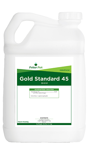 gold standard 45 in plastic bottle