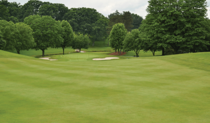 green space at shady hollow country club