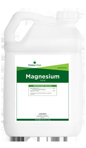 foliar-pak magnesium product