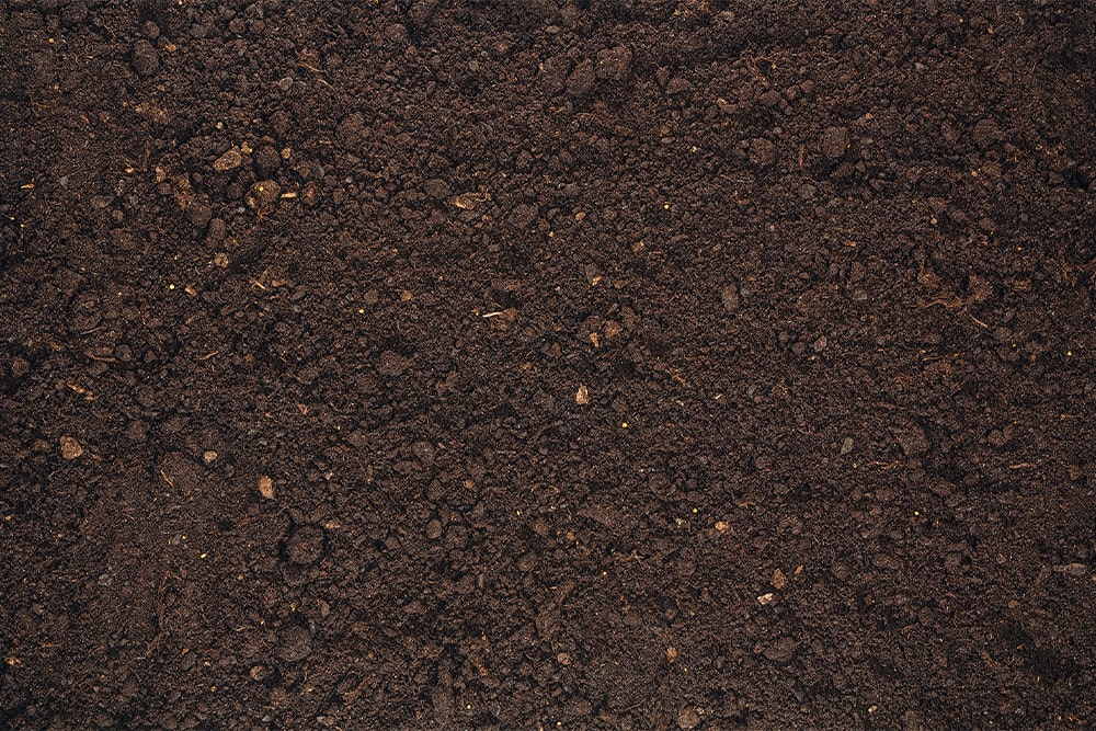 soil that has been tested with soil solver