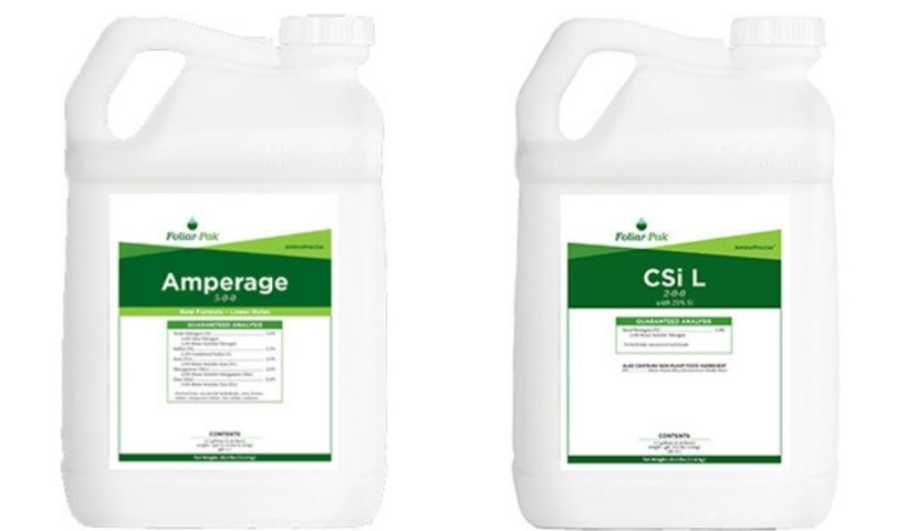 bottles of csi-l and amerage