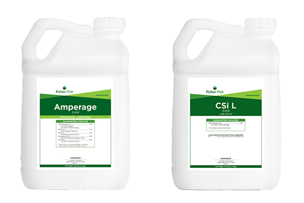 bottles of amerage and csi-l