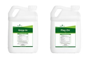 grow-in and play-on: products for every superintendent
