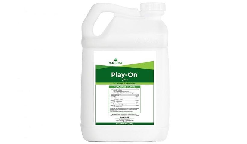 bottle of play-on